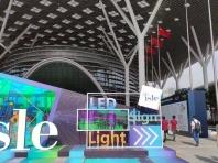刷屏啦!声、光、视觉的融合体验,研色科技带你把握ISLE 光电展新机遇!